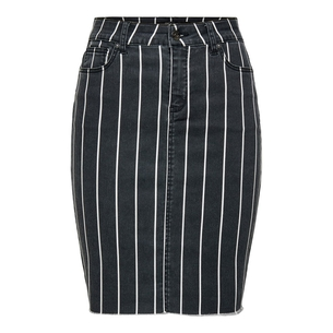 Product ONLY Midi Striped Skirt 15192577 base image