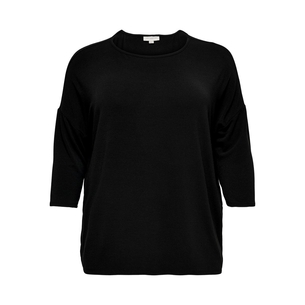Product ONLY CARMAKOMA Τοπ CARLAMOUR 3/4 TOP NOOS 15229806 base image