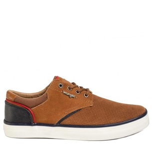 Product WRANGLER MONUMENT SUEDE Sneaker 40-46 WR01003/14 base image