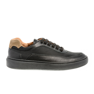 Product SNEAKERS FENTINI ΜΑΥΡΟ base image