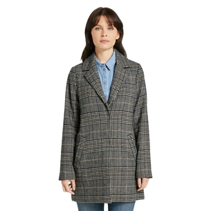 Product TOM TAILOR Checked Coat 1020584 base image
