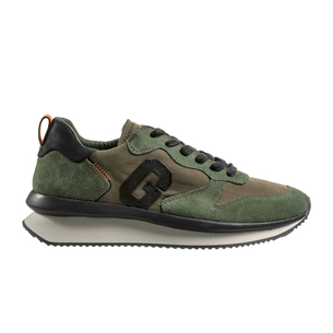 Product SNEAKERS ΑΝΔΡΙΚΟ GUESS GRΕΕΝ base image