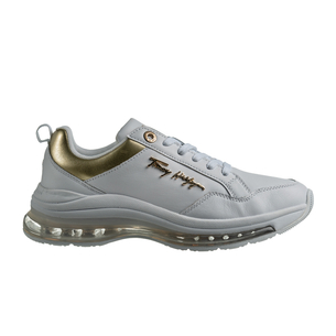 Product SNEAKERS ΓΥΝΑΙΚΕΙΟ TOMMY HILFIGER WΗΙΤΕ base image