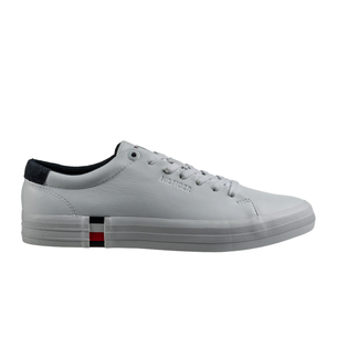 Product SNEAKERS ΑΝΔΡΙΚΟ TOMMY HILFIGER WΗΙΤΕ base image