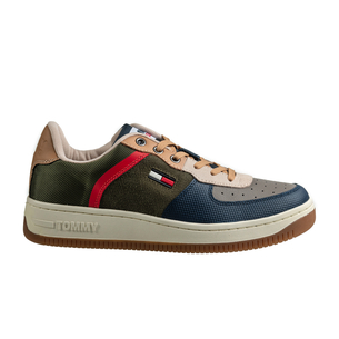 Product SNEAKERS ΑΝΔΡΙΚΟ TOMMY HILFIGER ΟLΙV base image