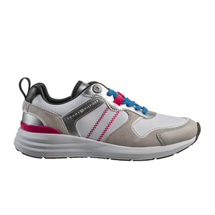 Product SNEAKERS ΓΥΝΣΙΚΕΙΟ TOMMY HILFIGER GRΕΥ base image