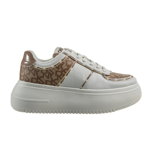 Product SNEAKERS ΓΥΝΑΙΚΕΙΟ DKNY WΗΙΤΕ base image
