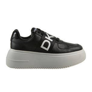 Product SNEAKERS ΓΥΝΑΙΚΕΙΟ DKNY ΒLΑCΚ base image