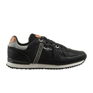 Product SNEAKERS ΑΝΔΡΙΚΟ PEPE-JEANS ΒLΑCΚ base image