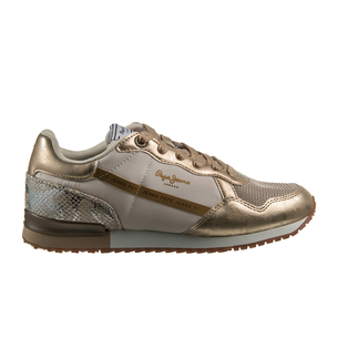 Product SNEAKERS ΓΥΝΑΙΚΕΙΟ PEPE-JEANS GΟLD base image