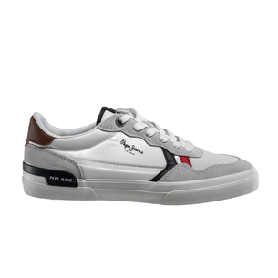 Product SNEAKERS ΑΝΔΡΙΚΟ PEPE-JEANS ΛΕΥΚΟ base image
