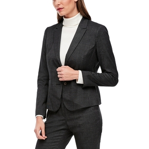 Product s.Oliver Blazer with Woven Texture 2041498 base image