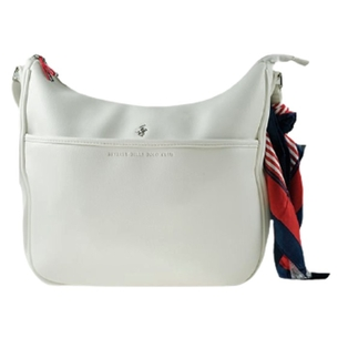 Product Beverly Hills Polo Club BH-2412 Τσάντα ώμου λευκή base image