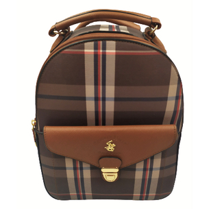 Product Beverly Hills Polo Club BH-2324 Τσάντα πλάτης και ώμου ταμπα base image