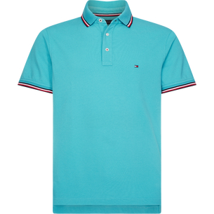 Product TOMMY TIPPED SLIM POLO base image