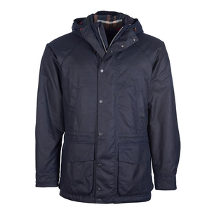 Product BARBOUR Μπουφαν classic waxed MWX1700 base image