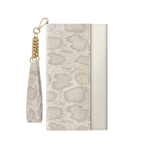 Product IDEAL OF SWEDEN Θήκη Wallet για iPhone 11 Pro/XS/X Pearl Python IDSCSS20-I1958-200 base image