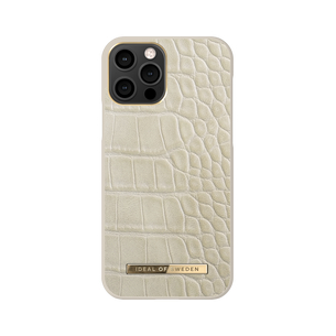 Product IDEAL OF SWEDEN Atelier Case για iPhone 12/12 Pro Caramel Croco IDACAW20-2061-243 base image
