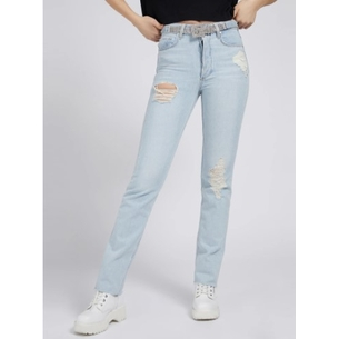 Product GUESS Παντελόνι LINCOLN ROAD RG DENIM W1RA16D3Y0I base image