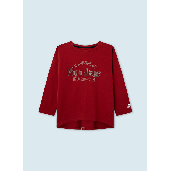 Product Pepe Jeans Μπλούζα PG502733 E2 SUZANNE base image